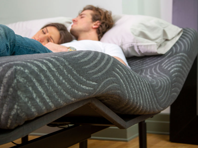 Galaxy Adjustable Bed Is Comfortable