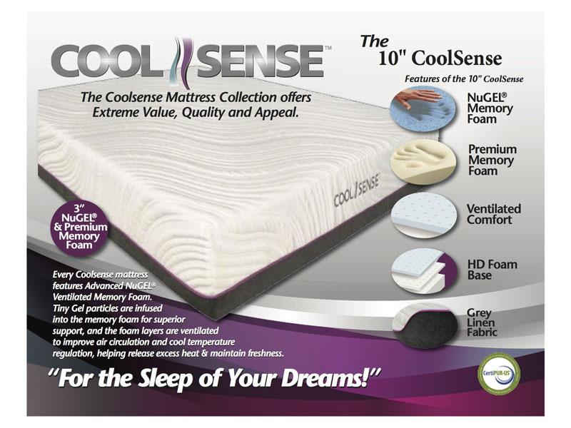 "CoolSense 10"""